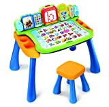 VTech 195803 Touch and Learn Activity Desk, Multi-Colour