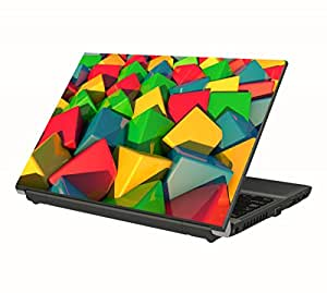 Imagination Era - Colour Full Box,Skin for Laptop of 15.6 inch of All Type Laptop.