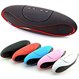#9: Generix Mini-X6U Portable Wireless Bluetooth Rugby Style Mobile/Tablet Speaker colour may very