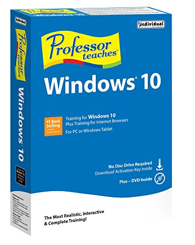 Professor Teaches Windows 10 (PC) Test