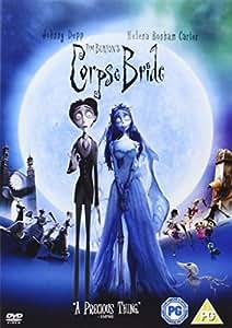 Tim Burton's Corpse Bride [DVD] [2005]