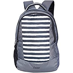 Zwart 25Ltrs Printed Backpack