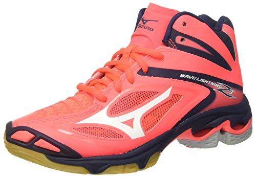 Mizuno Wave Lightning Z3 Mid (W), chaussures de sport femme