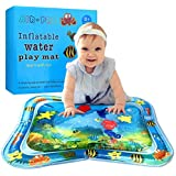 StillCool Baby Opblaasbare Waterspeelmat, Baby Water Mat Opblaasbare PVC watergevulde speelmat voor kinderen en peuters speel
