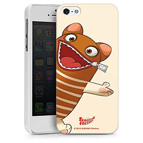 Apple iPhone X Silikon Hülle Case Schutzhülle Sorgenfresser Enno Fanartikel Merchandise Hard Case weiß