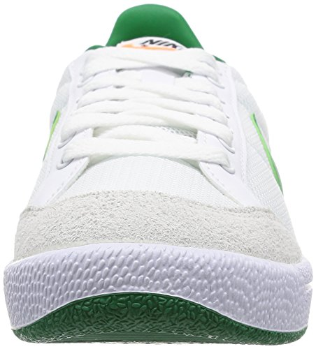 Nike - Wmns Meadow '16 Txt, Scarpe sportive Donna Bianco (White / Pine Green) (verde)