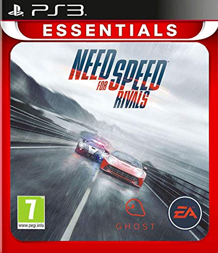 Third Party - Need For Speed Rivals - essentiels Occasion [ PS3 ] - 5030933113305 (Ps3-spiel Nfs-rivals)