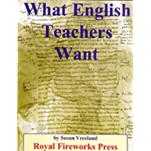 What English Teachers Want