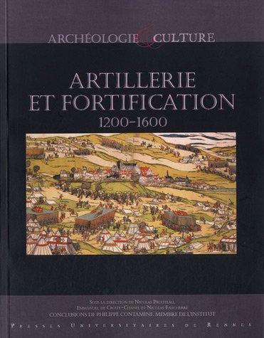 Artillerie et fortification : 1200-1600
