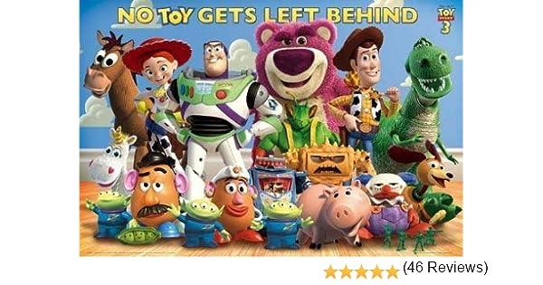 Toy Story 3   Cast   Maxi Poster   61 Cm X 91.5 Cm