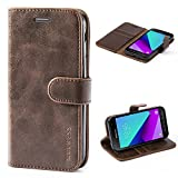 Samsung Galaxy XCover 4 Case,Mulbess Leather Case, Flip