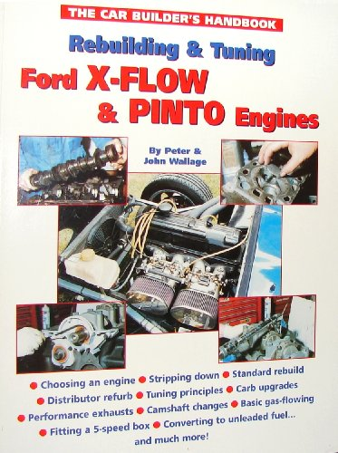 g Ford X-flow and Pinto Engines ()