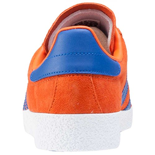 adidas Topanga Hommes Baskets Orange Blue