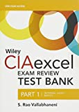 Wiley CIAexcel Exam Review 2018 Test Bank: Part 1, Internal Audit Basics (Wiley CIA Exam Review Series)