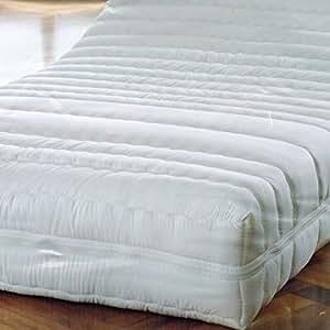 hochwertiger 7 zonen komfort matratze 140x200 cm h2 medium. Black Bedroom Furniture Sets. Home Design Ideas