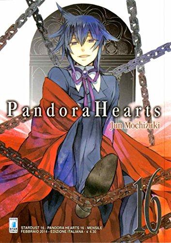 PANDORA HEARTS (m24) N.16 - STARDUST 16