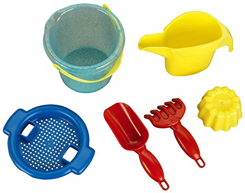 Theo Klein 2005 Aqua Action Eimer Set, Spielzeug