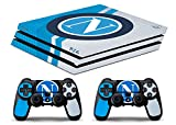 Skin Ps4 PRO - NEAPEL MEISTERSCHAFT - limited edition DECAL COVER Schutzhüllen Faceplates playstation 4 SONY BUNDLE - VINYL POLIERTEN
