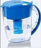Dr. Domum Wellblue Alkaline Water Pitcher 3.5L Mineral Water ionized Water Pitcher Water