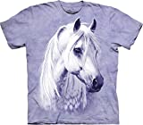 : The Mountain Unisex Kinder Gr. L Moon Shadow Pferd Schimmel T Shirt