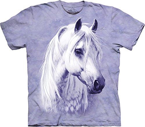 the-mountain-unisex-kinder-gr-s-moon-shadow-pferd-schimmel-t-shirt