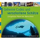 CD WISSEN Junior - Live dabei - Geheime Codes und verschollene Schätze. (Un)gelöste Rätsel der Menschheit, 3 CDs