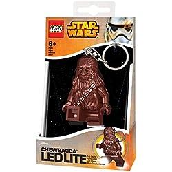 LEGO - Star Wars Chewbacca, mini linterna, 7,6 cm (29003-15)