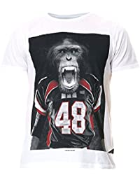 T-Shirt JAPAN RAGS Monkeyfoot