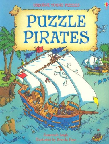 Puzzle Pirates (Young Puzzles) por Susannah Leigh