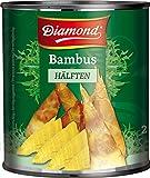 Diamond, Conserva de cataña de agua (bambú en mitades) - 6 de 2950 gr. (Total 17700 gr.)