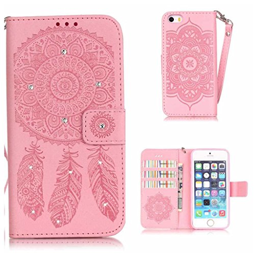 iphone-5s-se-case-kkeikor-iphone-5-iphone-5s-iphone-se-wallet-case-flip-leather-case-and-cover-with-