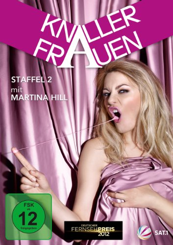 Martina Hill - Knallerfrauen: Staffel 2 (2 DVDs)
