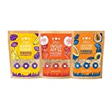 3Bears Porridge ● Fruchtige Sorten 3er-Paket (3 x 400g) ● Viel Frucht ● Ohne Zuckerzusatz ● Overnight Oats