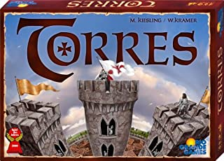 ABACUSSPIELE 13052 - Torres. Spiel des Jahres 2000, Brettspiel (B000J5WM02) | Amazon price tracker / tracking, Amazon price history charts, Amazon price watches, Amazon price drop alerts