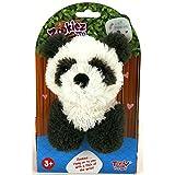 Zookiez Plüschtiere JUNIOR-Reihe; Kuscheltiere (Katzen, Bären, Hunde) mit Umarm-Funktion, Motiv: Panda