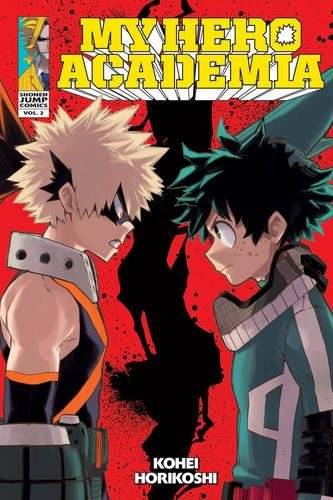 My Hero Academia, Vol. 2 Cover Image