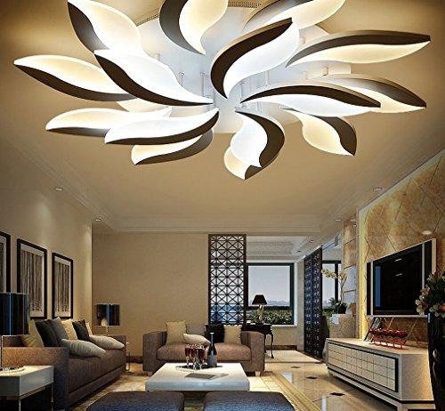 d light luminaire de plafond led personnalit moderne simple ambiance cr ative salle de s jour. Black Bedroom Furniture Sets. Home Design Ideas