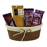 #8: Chocolate Basket Gift Pack 5005