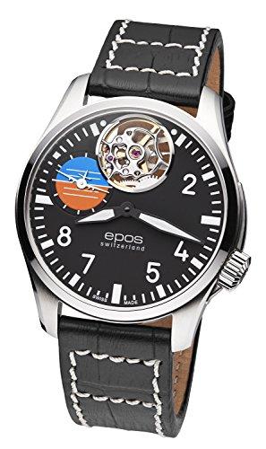 Epos Sportive 3434oh pilota, orologio da uomo