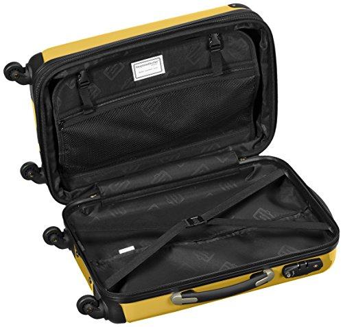 51ljIE4daML - Hauptstadtkoffer Alex Trolley rígido con cierre TSA
