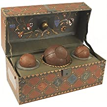 Harry Potter: Collectible Quidditch Set (ANGLAIS)