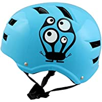 Skullcap® BMX Helm ☢ Skaterhelm ☢ Fahrradhelm ☢, Herren | Damen