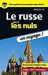 Le russe pour les Nuls en voyage, édition 2017-18 par Gettys