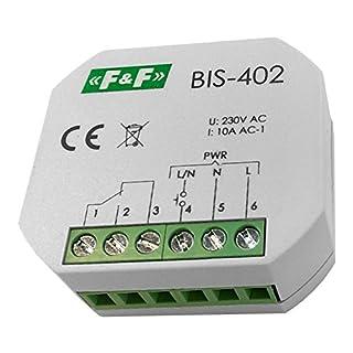 Stromstoßschalter, elektronisch, UP, 230V/10A