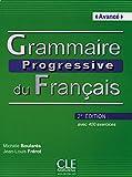 Grammaire progressive du français, Niveau avancé: Buch + Audio-CD (Série progressive)