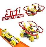Hot Wheels Drone Racerz Bladez Fahrzeug-Set...Vergleich