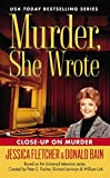 [(Murder, She Wrote : Close Up on Murder)] [By (author) Donald Bain ] published on (October, 2014)