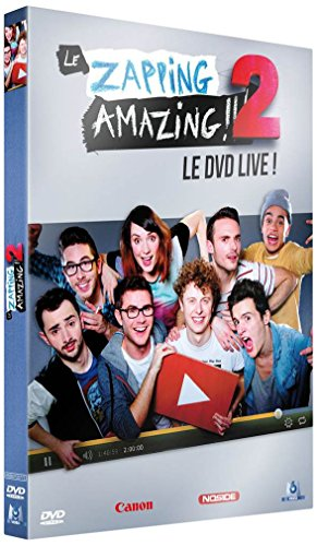 Le Zapping Amazing 2 [Import italien]