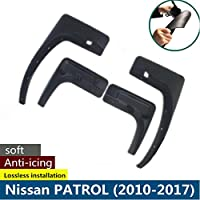 Chen255 - Guardabarros para guardabarros de Nissan PATROL, guardabarros para guardabarros de coche 2010 2011