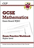 GCSE Maths WJEC Exam Practice Workbook (with Answers and Online Edition) - Higher